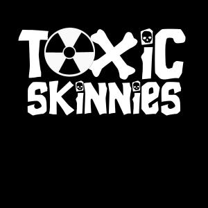 Toxic Skinnies logo